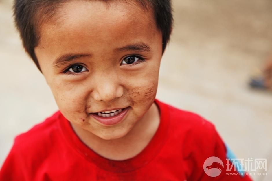 纪实摄影:大美吐鲁番 青蛙巷的微笑