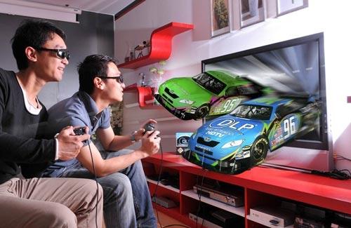 政策解禁电视游戏再出发 潜在市场400亿