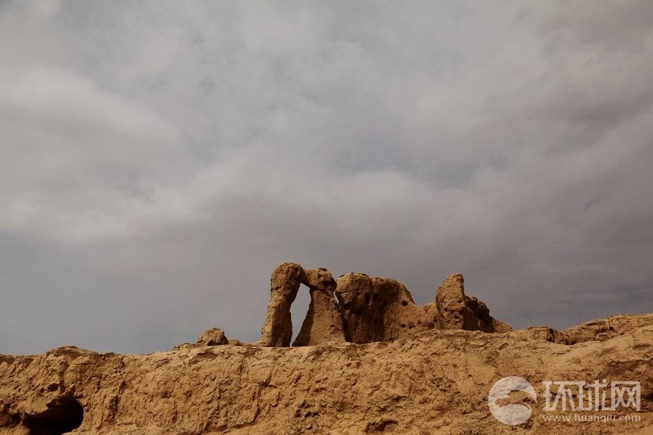 风光摄影:交河故城的千年之约