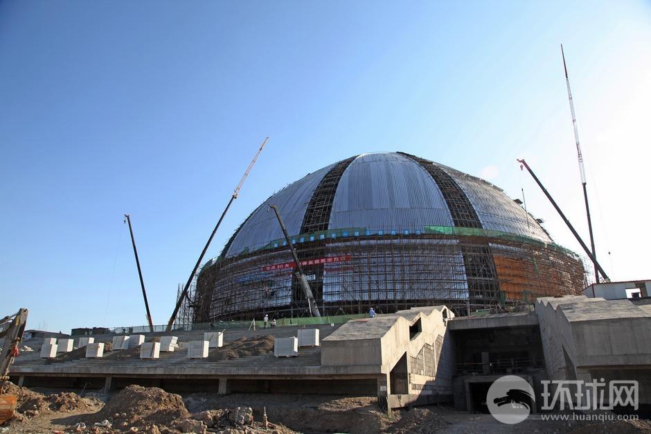 新疆大剧院预计9月竣工迎八方客