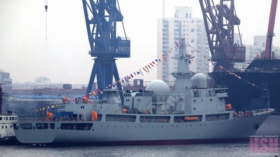 中国侦察船应尽快现身美近海 更强硬回击美霸权 - 华夏儿女 - 华夏儿女的博客