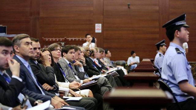 最高人民法院首次对驻华使节开放