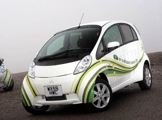 三菱因制动问题在日召回3种电动汽车15675辆