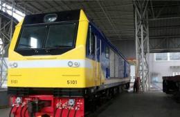 泰斥资33亿铢向中国采购20个火车头 淘汰美国车头