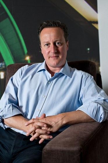 卡梅伦称苏格兰公投令自己紧张 但相信其不会独立
