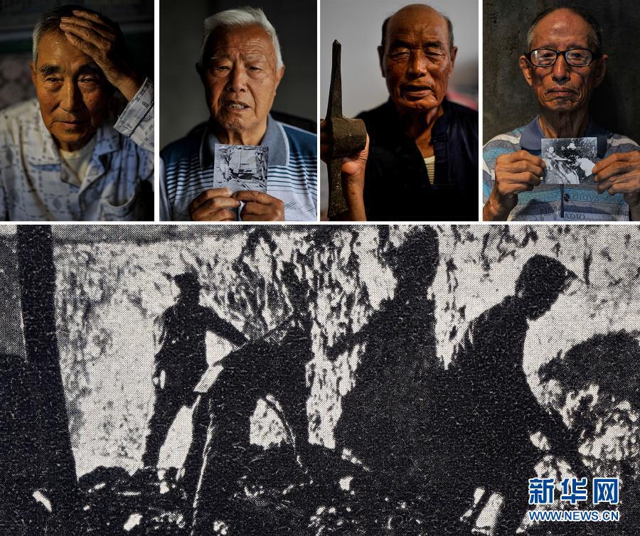 """劳工——日军侵华的""""活证据"""" 仅剩10余位健在"""