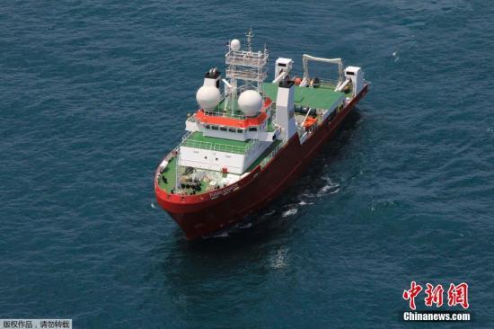 大马称将在印度洋58处搜索MH370 发现可疑硬物