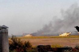 卢甘斯克民间武装夺取机场控制权