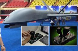 国产无人机用游戏摇杆操控?