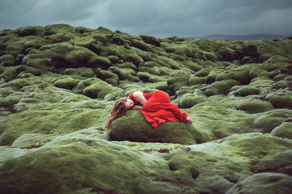 人像摄影:自然的呼吸