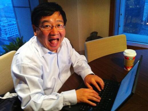 知名天使徐小平微博曝光《我叫MT2》或为投资人