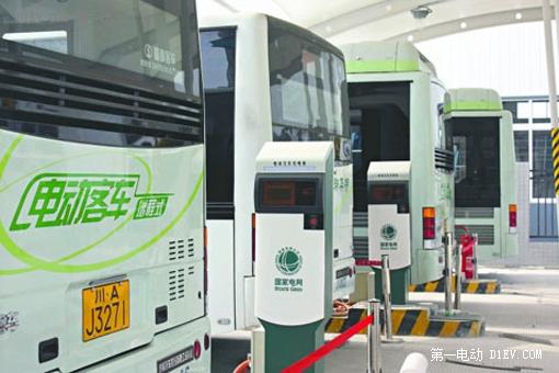 江苏扬州充换电价格公布 公交充电每度0.89元