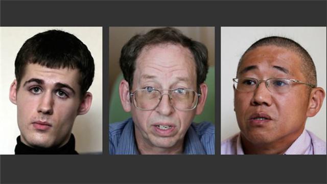 朝鲜意外安排CNN采访在押美国公民 三人吁请美国帮助