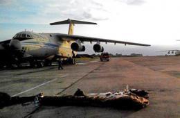 乌卢甘斯克机场被民间武装攻陷