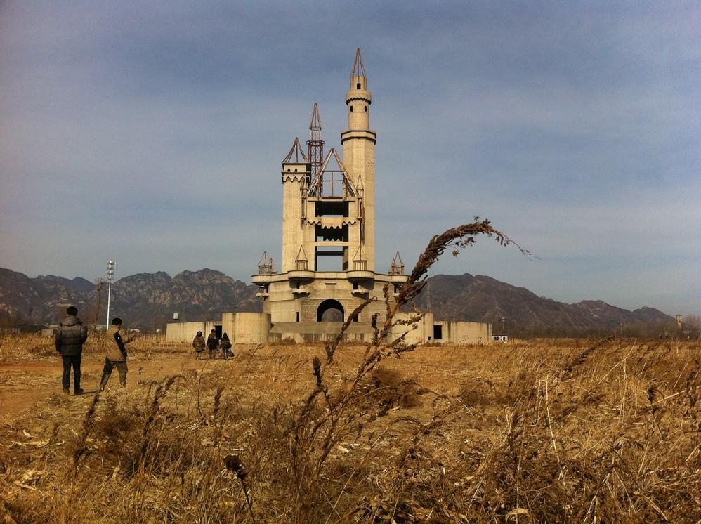 英媒评世界七大烂尾工程 北京沃德兰游乐园入选