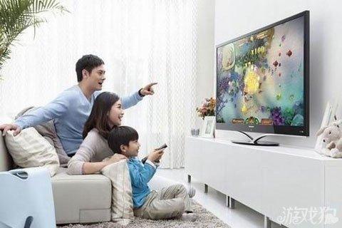 电视游戏诱惑难挡 发展前景尤为可观