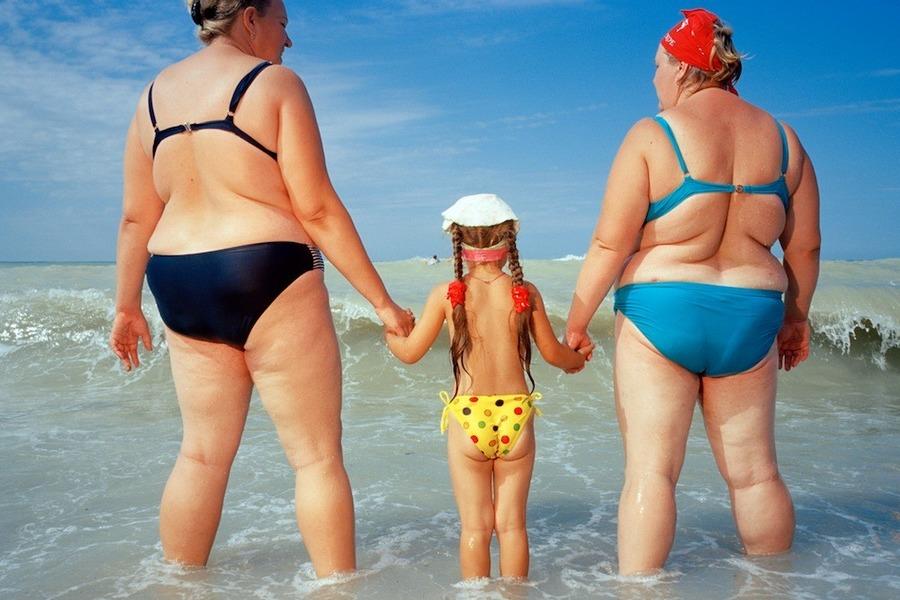 纪实摄影:沙滩狂欢节