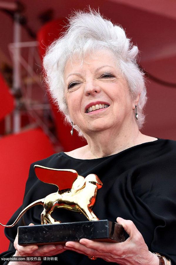 威尼斯电影节:美女性剪辑师获终身成就金狮奖