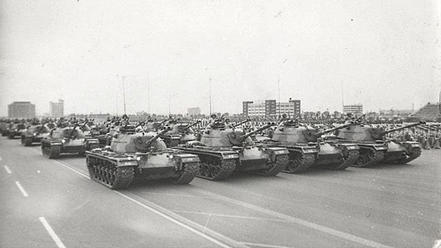 韩国曾派坦克大军赴越助美作战