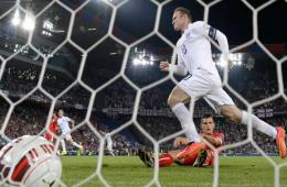 欧预赛-枪手新援2球斯 英格兰客场2-0瑞士