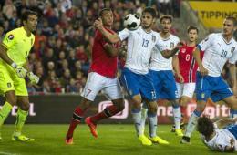 欧预赛-新星处子球铁卫建功 意大利客场2-0挪威