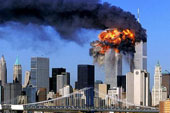 """""""9·11""""已13年 那么多人血白流了吗"""