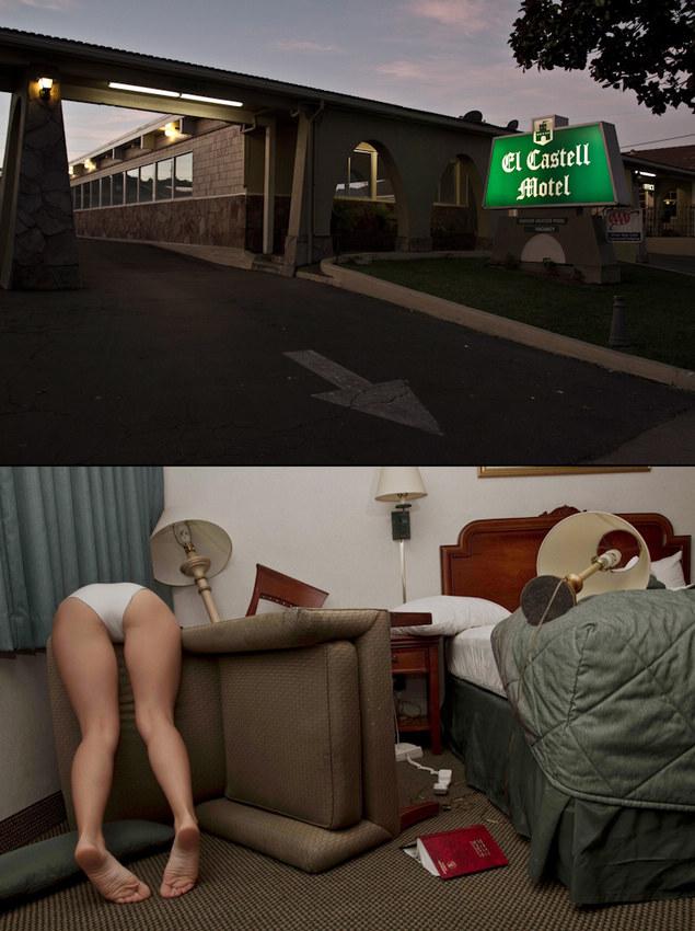 观念摄影:你要在哪里杀死爱人?
