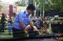 临澧协警当街打人 官方及时应对消解危机