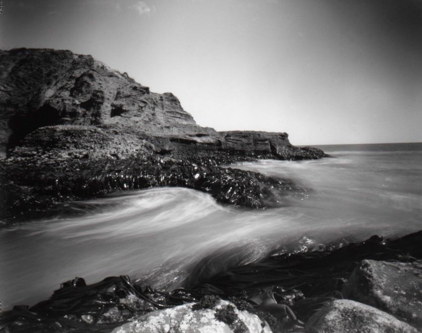 珍妮·汤姆林:新西兰摄影师黑白影像展
