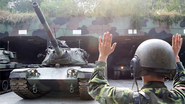 台湾汉光演习开幕 马英九将首度登舰校阅