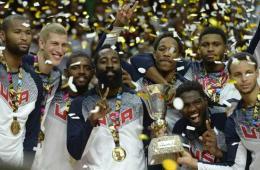 男篮世界杯 美国屠塞尔维亚37分夺冠