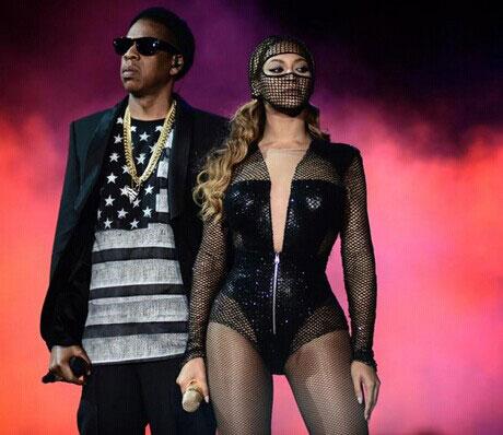 碧昂丝与Jay Z参与微电影拍摄 联袂出演雌雄大盗