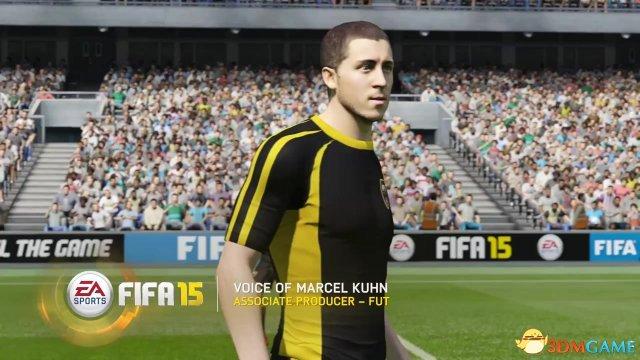 《FIFA 15》终极球队模式介绍 展示新鲜内容
