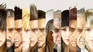 《最终幻想15》vs《最终幻想Versus 13》