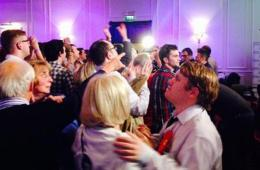 苏格兰公投结束 独立失败
