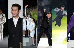 仁川亚运会开幕式成明星秀 汇聚近20年韩流文化代表