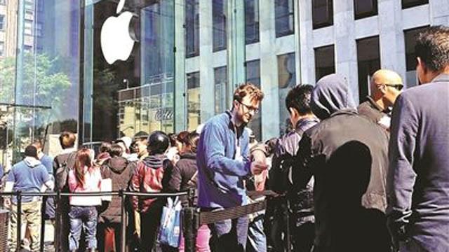 库克:苹果计划将中国零售店数量增至40家