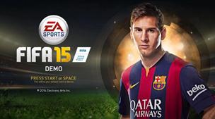 《FIFA 15》DEMO详细评测:细节决定一切
