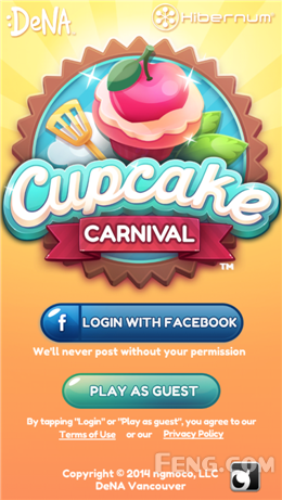 吃货根本停不下来:《迷你蛋糕狂欢节》