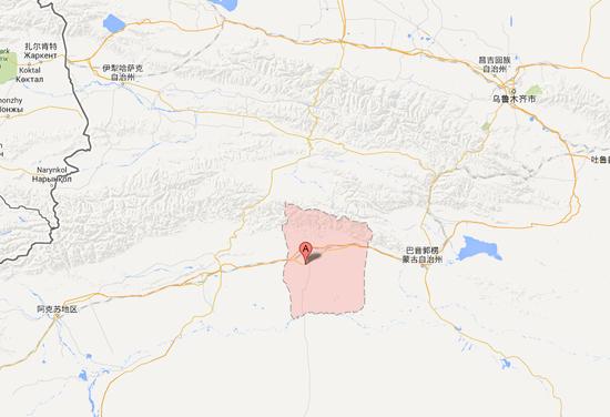 新疆轮台县多处发生爆炸 致2人死亡多人受伤