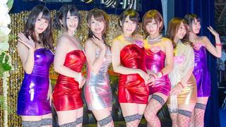 东京电玩展Showgirl女友扎堆