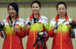 中国女子10米气步枪团体金牌失而复得 裁判道歉