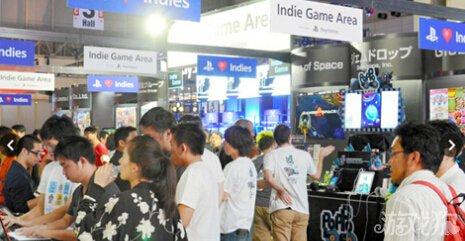 日本游戏续作当道 独立游戏或成突破口
