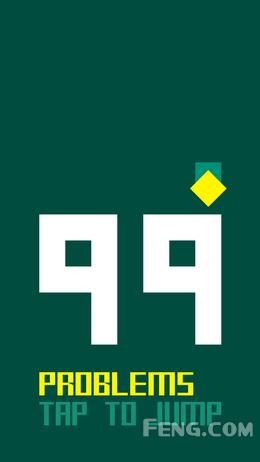 其实是99道忍耐力考验:《99道难题》