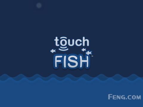 完成儿时的养鱼梦想:《TouchFish》