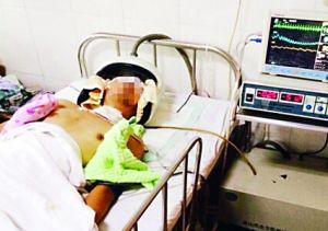 陕西教师偷拍女生洗澡被群殴 医院下病危通知书