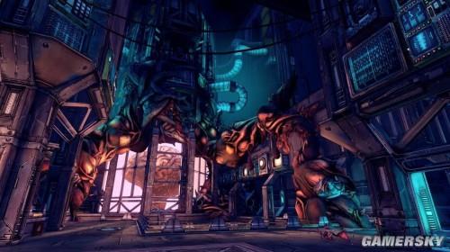 《无主之地:前奏》新截图 11款疯狂大杀器