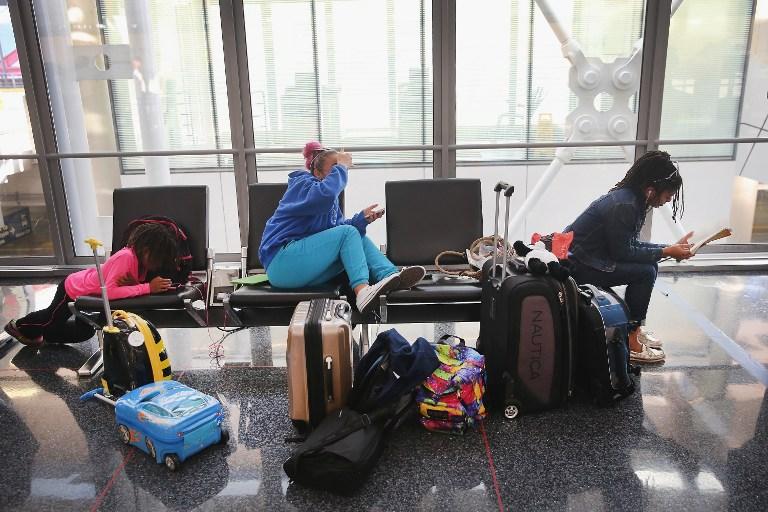 芝加哥/芝加哥机场遭员工纵火1800多次航班被取消(2/13)