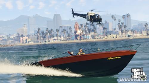 《GTA5》新DLC浮出水面 或将直奔次世代版