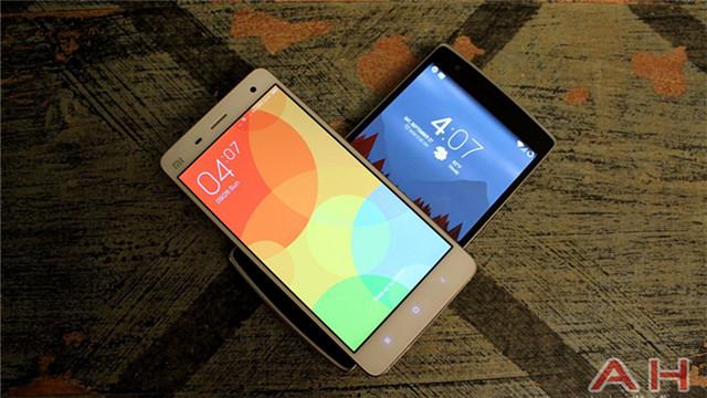 国产智能机对阵:OnePlus One VS小米4